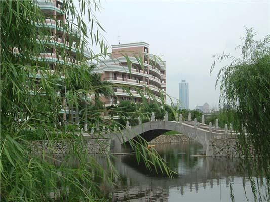 华南农业大学(中外合作办学专业)校园风光2