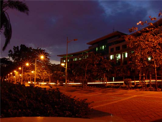 华南农业大学(中外合作办学专业)校园风光3