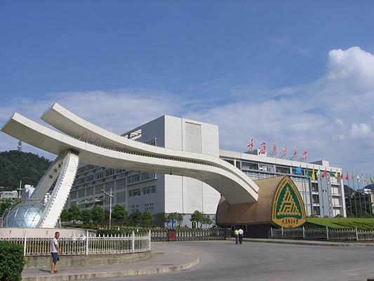 重庆邮电大学(中外合作办学专业)校园风光1
