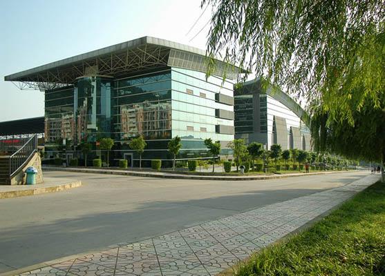 重庆邮电大学(中外合作办学专业)校园风光4
