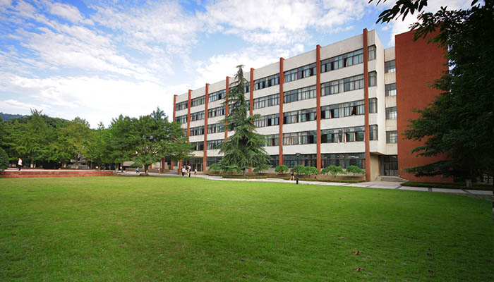 重庆邮电大学(中外合作办学专业)校园风光5