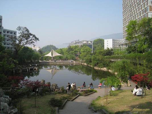 西南大学(中外合作办学专业)校园风光2