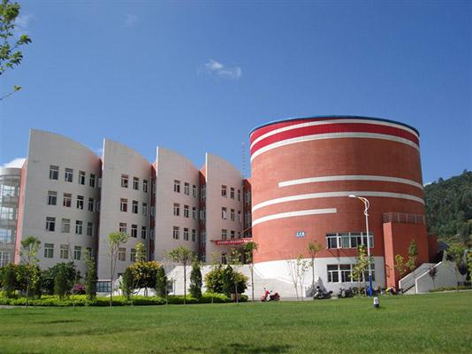 保山学院校园风光3