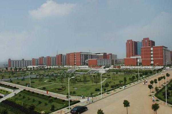 湖南工业职业技术学院校园风光2