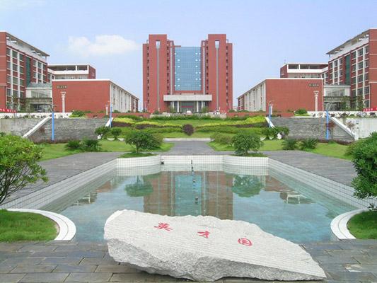 湖南工业职业技术学院校园风光3