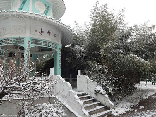 漯河职业技术学院校园风光4