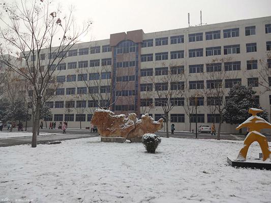 漯河职业技术学院校园风光5