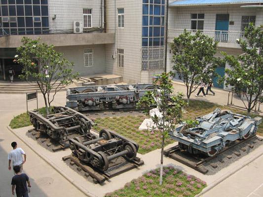 郑州铁路职业技术学院校园风光2