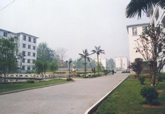 郑州铁路职业技术学院校园风光3