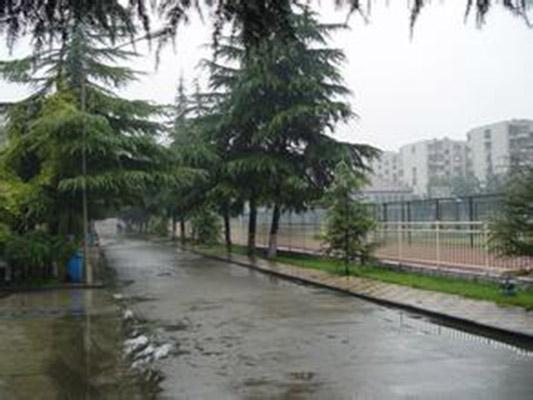 郑州铁路职业技术学院校园风光5