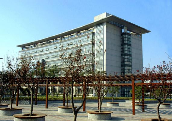无锡职业技术学院校园风光2