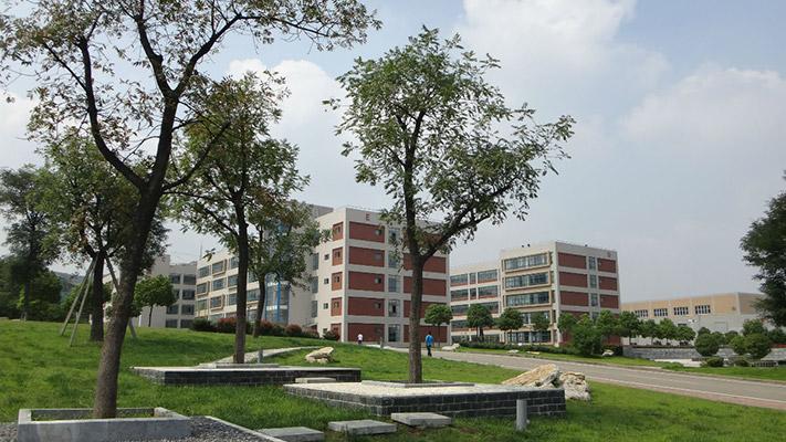 江苏建筑职业技术学院校园风光1