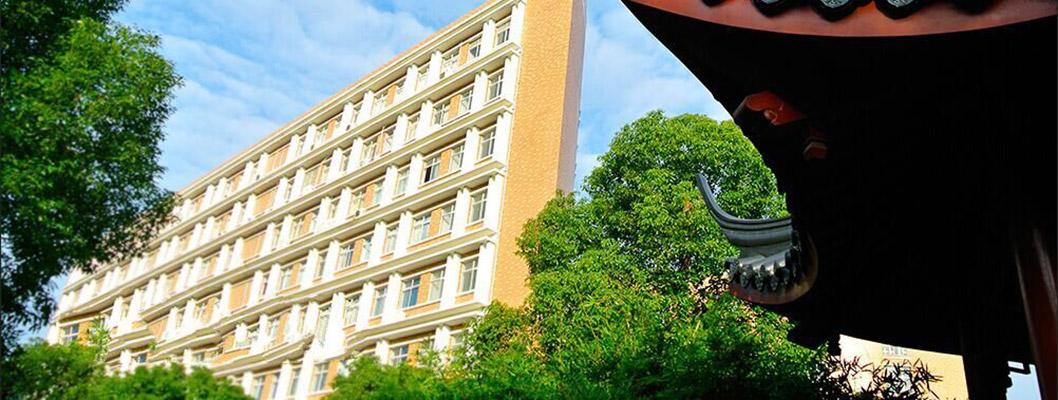 上海东海职业技术学院校园风光2