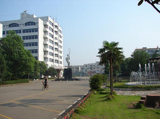 湖南信息职业技术学院校园风光3