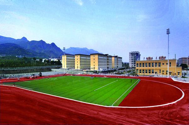内蒙古建筑职业技术学院校园风光2