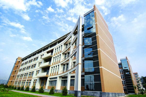 内蒙古建筑职业技术学院校园风光5