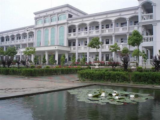 淮北职业技术学院校园风光1
