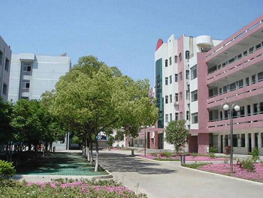 淮北职业技术学院校园风光2