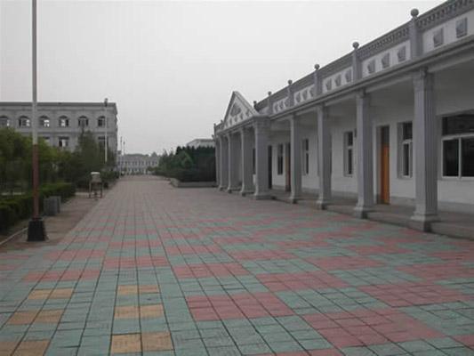淮北职业技术学院校园风光3