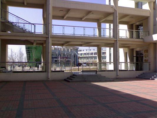 天津职业大学校园风光2