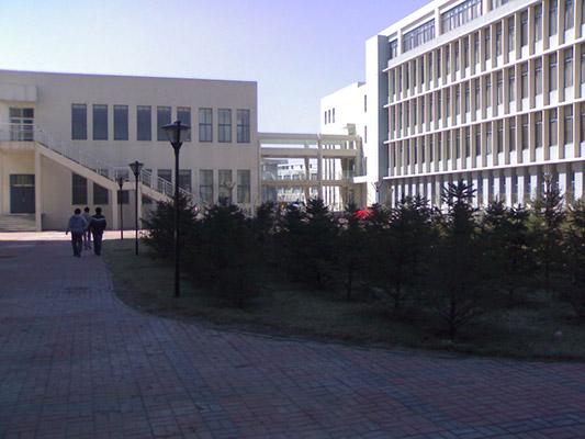 天津职业大学校园风光3