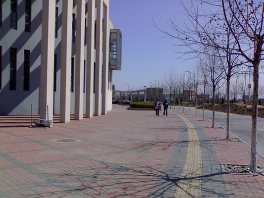 天津职业大学校园风光4