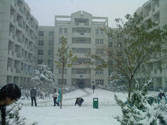 邯郸职业技术学院校园风光4
