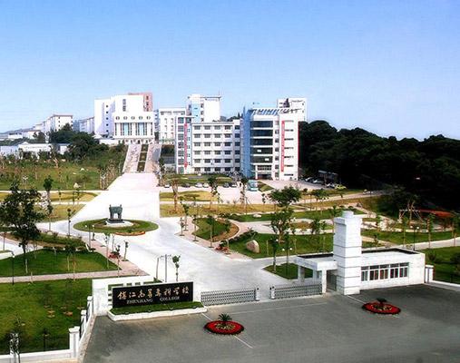 镇江市高等专科学校校园风光1