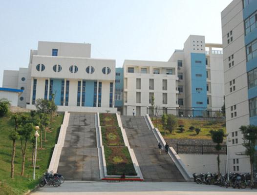 镇江市高等专科学校校园风光2