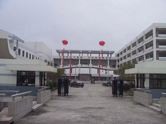镇江市高等专科学校校园风光3