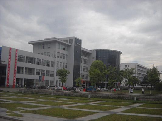 南通职业大学校园风光1