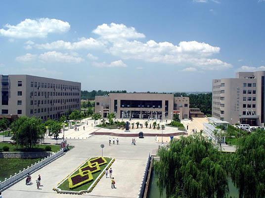 洛阳理工学院(中外合作办学专业)校园风光2