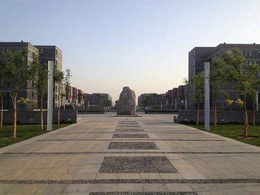 太原学院校园风光1