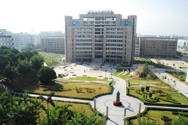 漳州职业技术学院校园风光3
