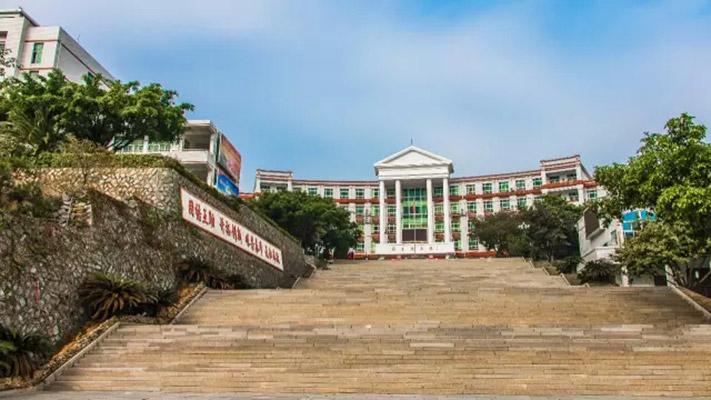 黎明职业大学校园风光2