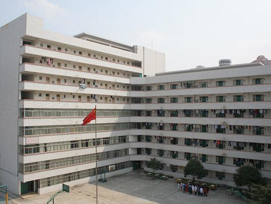 广西体育高等专科学校校园风光2
