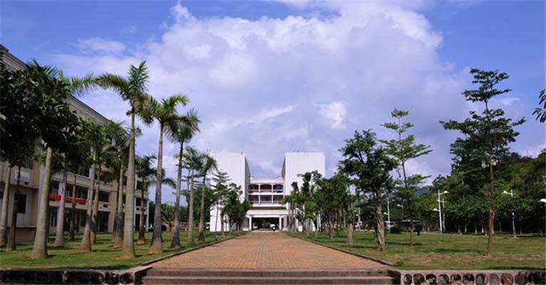 梧州学院校园风光4