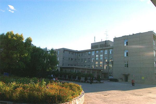 张家口职业技术学院校园风光2