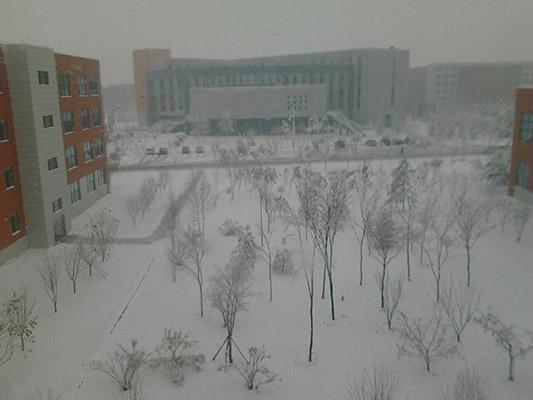 长春汽车工业高等专科学校校园风光5