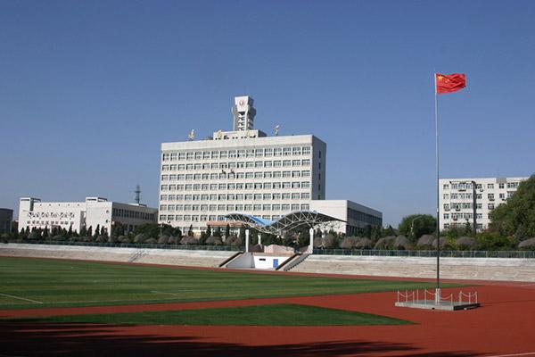 黑龙江工业学院校园风光2