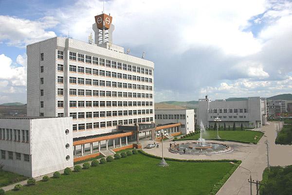 黑龙江工业学院校园风光4