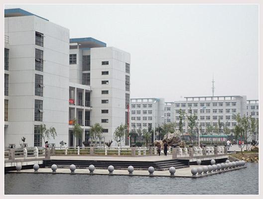 扬州市职业大学校园风光1
