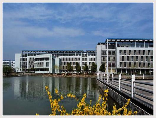 扬州市职业大学校园风光2