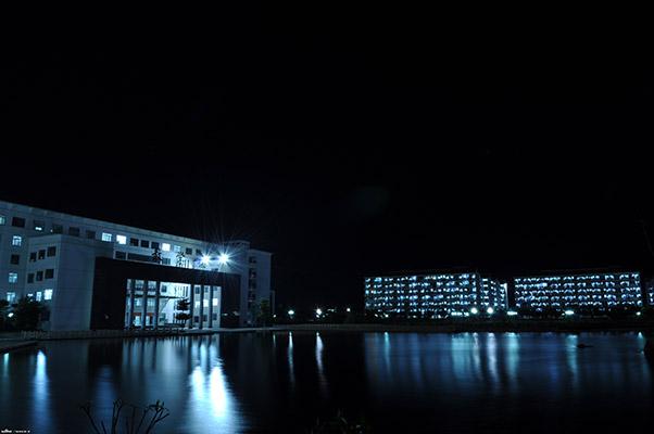 广西水利电力职业技术学院校园风光2