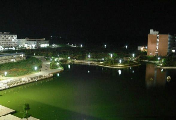 广西水利电力职业技术学院校园风光3