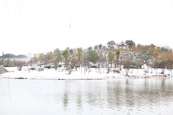 武汉商学院校园风光3