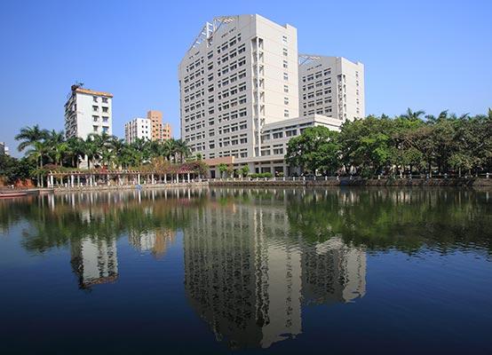 广东石油化工学院(与广东轻工职业技术学院联合办学)二教