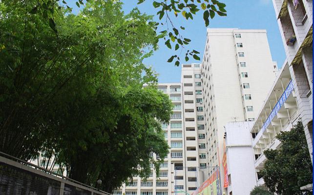 贵州商学院校园风光3