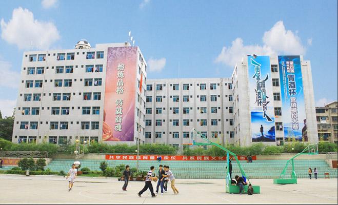 贵州商学院校园风光4