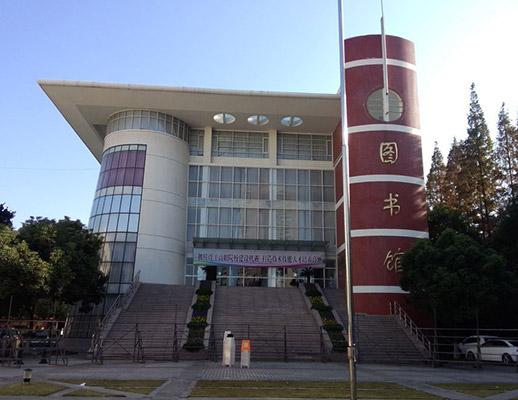 上海出版印刷高等专科学校校园风光1